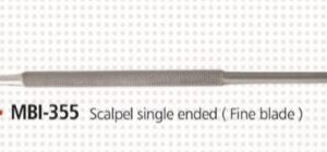 CHISEL AND SCALPELS-MBI-355