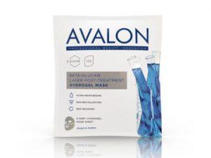 AVALON BETA-GLUCAN LASER POST-TREATMENT HYDROGEL MASK