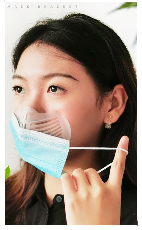3D Mask Bracket for Face Mask