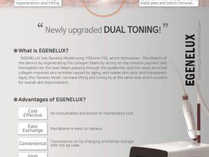 EGENELUX-Dual Toning Q