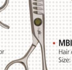 BARBER SCISSORS MBI-ML01-630
